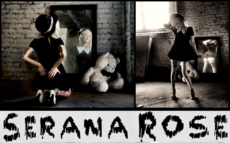Serana Rose at Fashion Denver's bonanza!